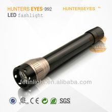 Green led hunting flashlight