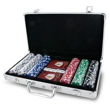 Excalibur Deluxe Poker Chip Set