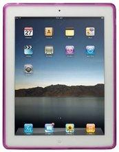 Qmadix Flex Gel Case for Apple iPad 2, Purple