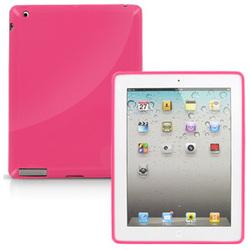 XtremeMac Tuffwrap Shine Case for iPad 2 & iPad 3 (Pink)