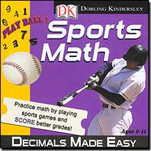 Sports Math - Decimals Made Easy