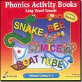 Fonética libros de actividades - larga vocal sonidos ( grados K-2 )