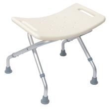 DMI doccia sedile pieghevole senza schienale