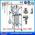 giacca reattore di vetro biomat costruzione di macchine per materie
