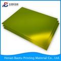 Agua - tinta balance de impresión offset de poliéster placas, Ps placas