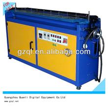 QL-1200-Z Automatic pvc pipe/plastic sheet bending machine