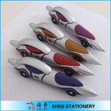 creative fancy race car pen