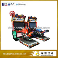 Dragonwin coin operated 2013 new cheap electric japanese new arcade arcade simulation motorcycle for sale