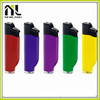 Windproof cheap gas electronic plastic novelty lighters