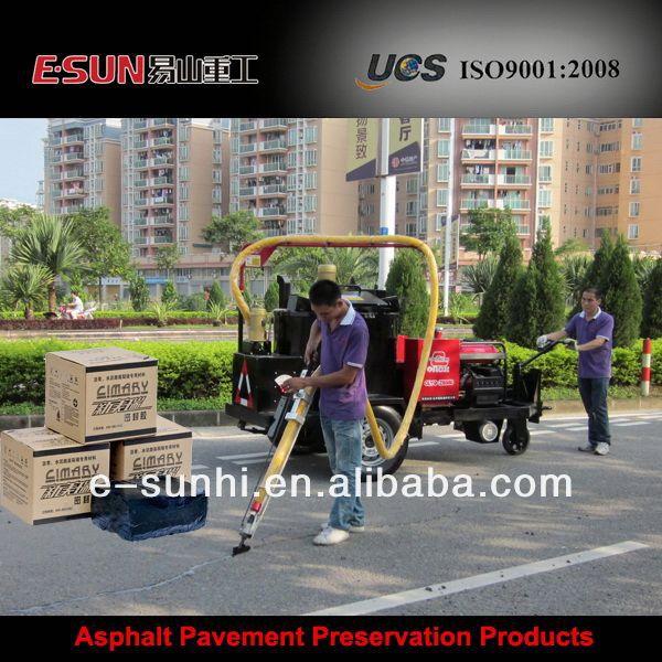 TE-I rubberized bitumen driveway sealant