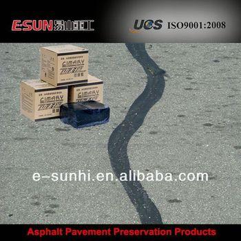 TE-I rubberized bitumen crack sealant