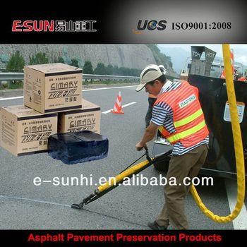 TE-I rubberized bitumen driveway filler