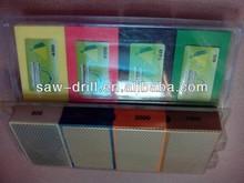 Sponge Block Type (For Floor) Diamond Hand Polishing Pad