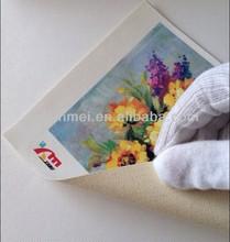 Pure cotton canvas painting wholesale