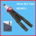 M5-m12 de alta resistencia de herramienta de tuerca del remache