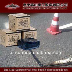 TE-I rubberized cement pavement sealant