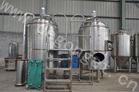 pilot beer brewing system