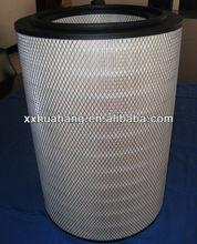 Hot sale wood pulp fiber dust filter cartridge