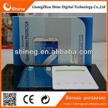 Factory price 9H Anti scratch anti fingerprint tempered glass screen protectors s4 samsung galaxy i9500