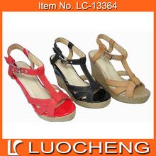 Lady Shoe Summer Wedge