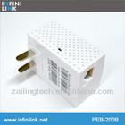 Smart Power line communication networking plc PEB-200B