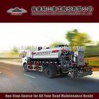 HZJ5110GLQ 6000L computerized controlled heated asphalt distribution truck
