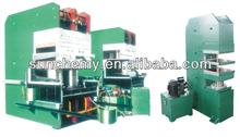 Rubber machine Crawler Belt Splicing Vulcanizer/press