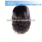 High quality full lace wigs human hair loose curl