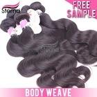 AAAA Grade Brazilian virgin remy human hair extensions all length in stock