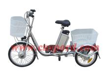 B&Y Electric Pedicab Rickshaw