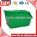 gran capacidad de contenedores de residuos