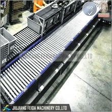 transport systems High throughput powered roller conveyor