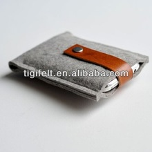 New Design Felt Mobile Pouch