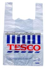 Promotional carrefour plastic bags