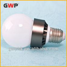 2013 Hot Sell Ceramic Heatsink LED Bulb 3W 3.5W 5W 5.6W with CE RoHS ErP Approval