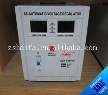 HaiFa UDR-5000VA AC.Automatic Voltage Regulator/ Home Stabilizers 2000VA//3000VA/8000VA voltage stabilizer for air conditioner