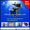Cheap Price20W Fiber steel mold Laser Printer for logo and letters Only $10000USD