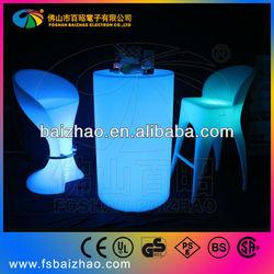 nightclub decoration inflatable led table