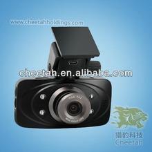 Factory supply China low price Ambarella Solution 1080p Car Dvr,with GPS,G-sensor and good night vision spy camera china