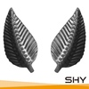 Ornamental Iron Wrought Iron Decorative Leaf,Stamping Leaves