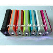 2014 New Product Fashion 5200mAh Universal wireless power bank charger