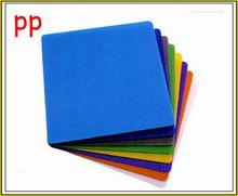 4x8 corrugated plastic sheet manufacturer