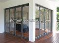 casa design moderno porta sanfonada para cozinha