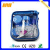 2014 fashion high quality clear vinyl cosmetic bags(NV-CS113)