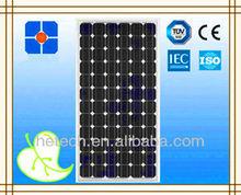 180w mono solar panel Hot sale in USA