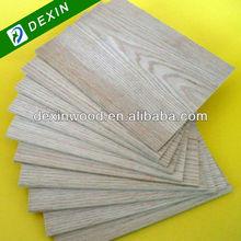 Natural Red Oak Veneered MDF Panels