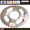 Chinese motorcycles spare part steel motorcycle sprocket for sale