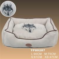stuffing pet dog beds pet product(YF80287)