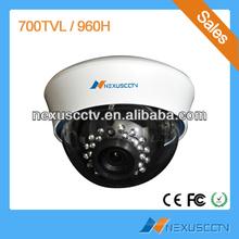 700tvl hd multi lens indoor dome cctv camera in dubai (NE-207E)