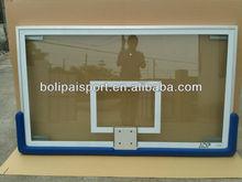 allaluminium frame clear basketball backboard